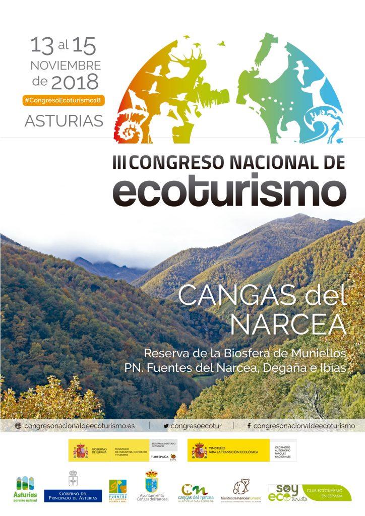 cartel 3er congreso nacional de ecoturismo