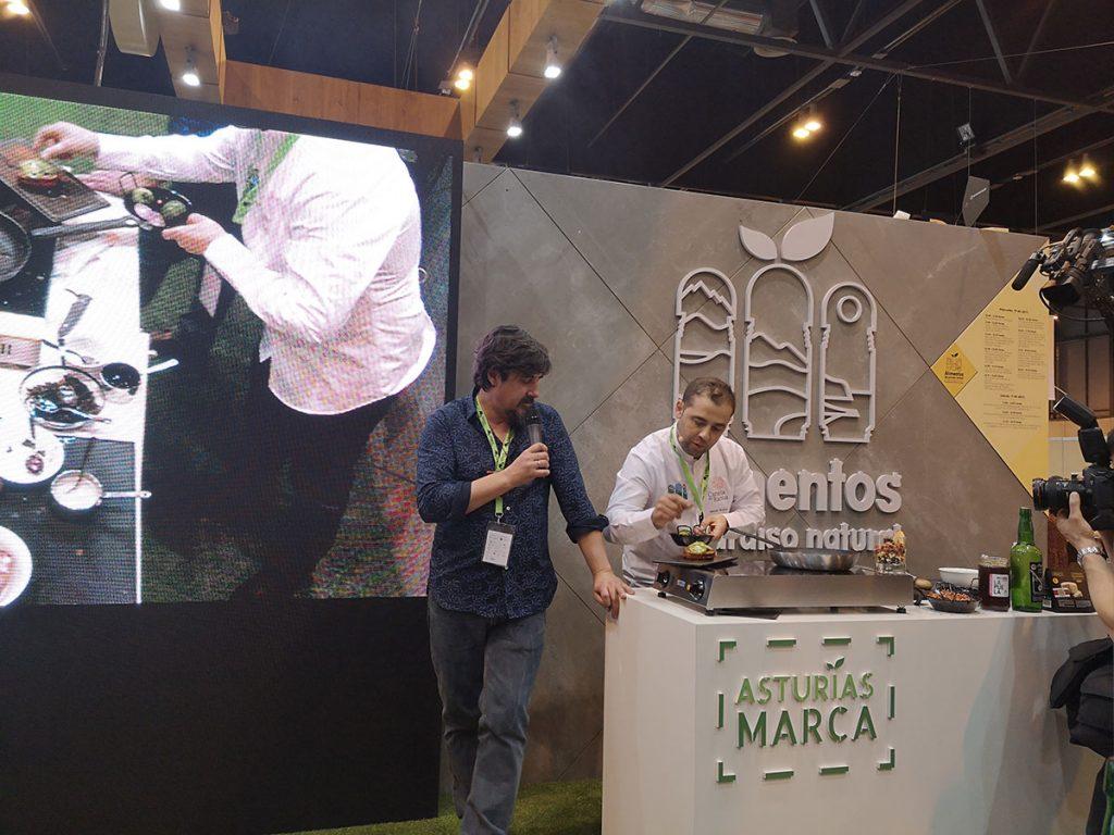 Presentación de Asturias Marca en Fitur