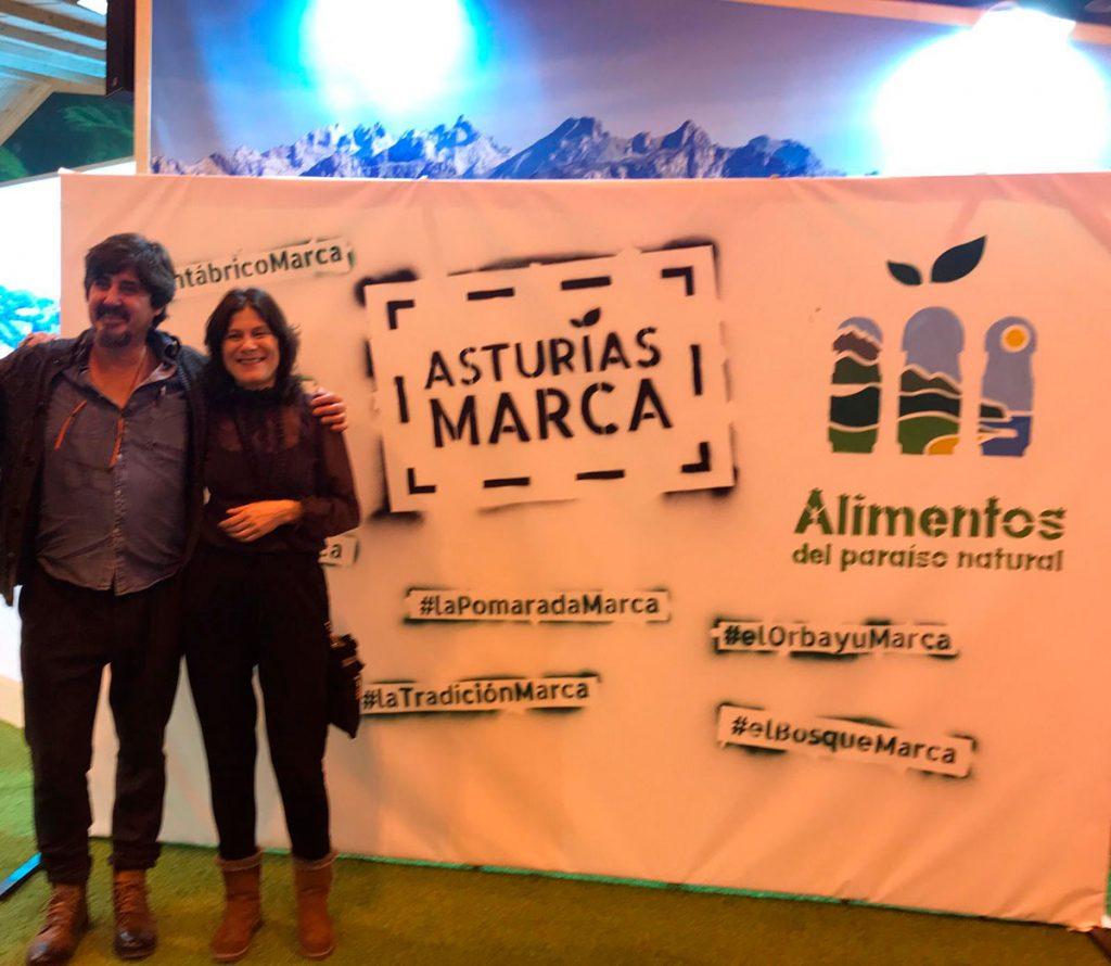 Asturias Marca en Fitur