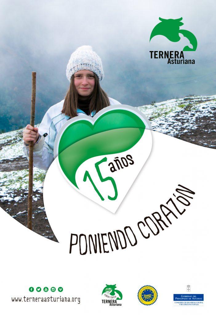 Sonia Martínez, ganadera de 16 años
